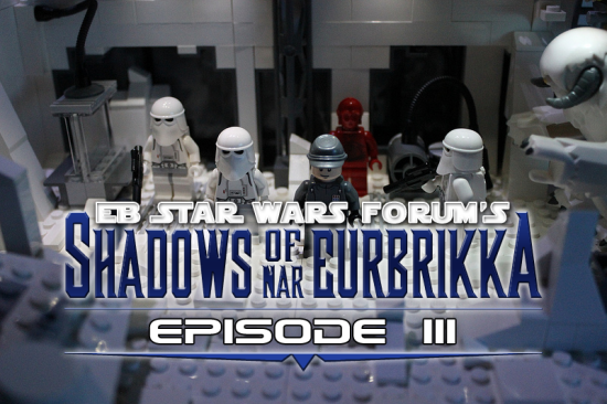Episode III, by Lobot, on Eurobricks